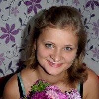 Букет на день рожденье :: Екатерина Чернышова
