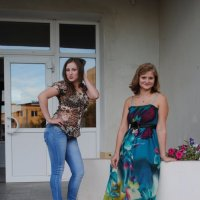 Я и Виолетта :: Екатерина Чернышова