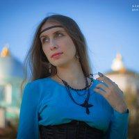 Портрет России :: Алина Прокофьева