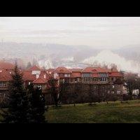 Вид с Пражского Града :: Полина Калинкина