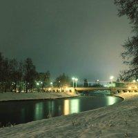 река стала :: Егор Петров