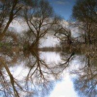 Большая вода :: Валерий Небесский