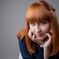 Девушка с рыжими волосами :: Максим Логунов