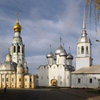 Кремлевская площадь есть не только в Москве :: Анатолий Тимофеев