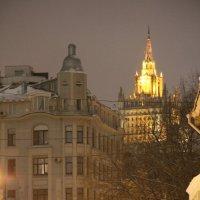 Москва, Арбат :: Альбина Хамидова