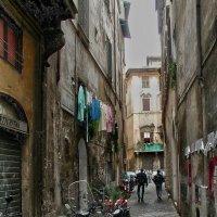Улочки Рима :: Борис Соловьев