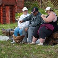 семья на отдыхе :: Olga subbotina