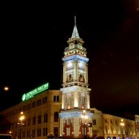 Башня городской думы :: Алексей Кудрявцев