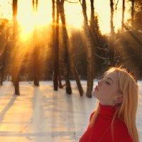 Солнечная :: Женя Рыжов