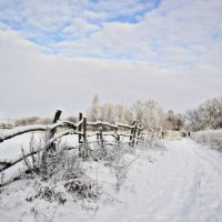 пейзаж :: Аня Вершинина