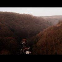 Вид со старого замка :: Полина Калинкина