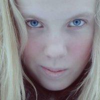 холодный взгляд :: Юлия Дурягина