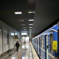 Станция метро Российская в Самаре :: Владимир Немцев
