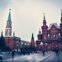 Москоу :: Илья Целовальников