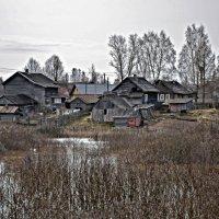 Типичный российский пейзаж :: Валерий Небесский