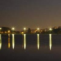 Ночной пейзаж :: Александр Кочергин