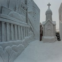 snow chapel :: Дмитрий Карышев