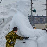 snow sculptor :: Дмитрий Карышев