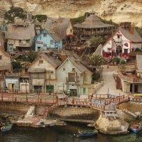 Знаменитая деревня всеми нами любимого с детства Поппайя :: Артём Князев