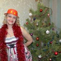C Новым годом! :: Надежда Савельева