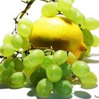 Желто-зеленый :: Наталья Ку