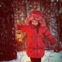 Под Старый Новый год чудеса случаются) :: Надежда Бирюкова
