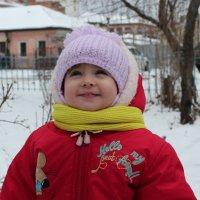 младшая дочка :: Ольга Жукова