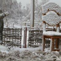 опустевший трон :: Владимир Бурдин