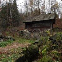 Старая мельница :: Marina Kutsenko