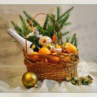 Поздравляю со Старым Новым годом! :: Luis-Ogonek *