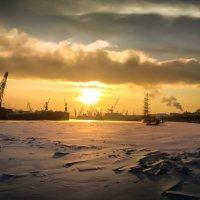 Зимний вечер :: Степан Бормотин