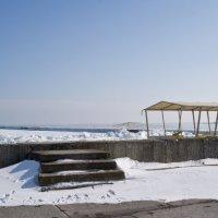 Зима у моря :: Вахтанг Хантадзе