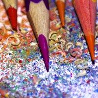 цветная жизнь карандашей :: Светлана Вдовина