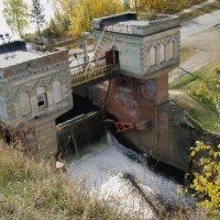 Старая плотина :: Сергей Комков