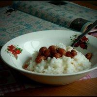 Вкусный и полезный завтрак. :: Маргарита Брижан