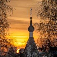 Храм Святого Первоверховного Апостола Петра :: Алексей Кудрявцев