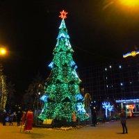 Дед Мороз на вахте :: AV Odessa