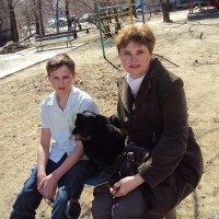 Мама и брат :: Екатерина Чернышова