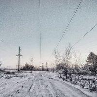 Зимняя дорога 2 :: Александр Ковыляев