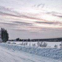 Зимняя дорога :: Александр Ковыляев