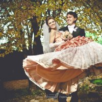 Свадьба Женя и Саша :: Антон Горин