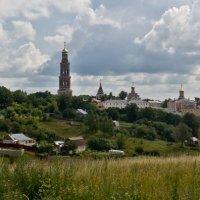 Свято-Иоанно-Богословский мужской монастырь :: Александр Казачков