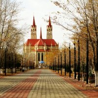 храм :: Дмитрий Ломтев