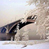 Мост :: Алёна Шкобенева