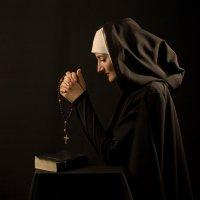 Молитва :: Александр Сергеев