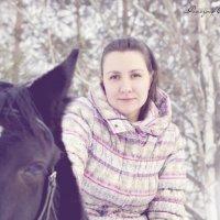 "Фотороект ""Зимняя сказка"" в Ершах. :: Анна Метелица"