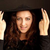 волшебница :: Anna Bortkevich