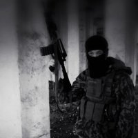 Боец. :: Дмитрий Арсеньев