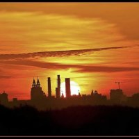 Рассвет или закат. :: Владислав Куликов