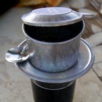 Горячий вьетнамский кофе :: Ekaterina Shchurina